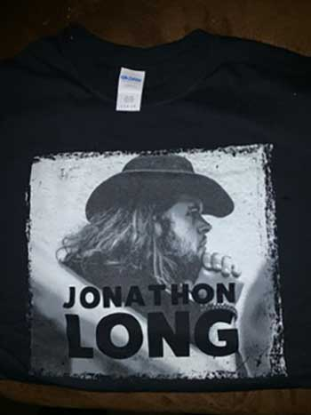 Jonathon Long T-shirt
